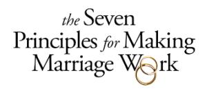 7 principes van Gottman als basis voor ons relatieadvies